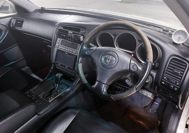 JZS160 ARISTO DASHBOARD.