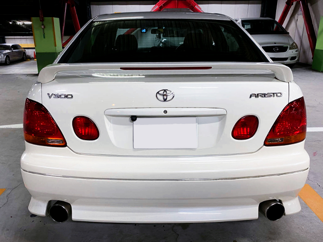 TAIL LIGHT EXTERIOR OF JZS160 ARISTO.