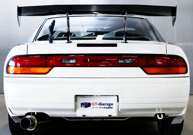 REAR TAIL LIGHT OF 180SX TYPE-3 WHITE.