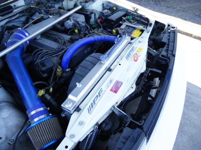 1G-GEU TWINCAM24 ENGINE.