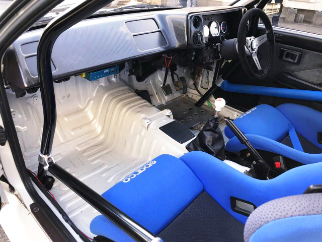 AVOID DASH ROLL CAGE AND NARDI STEERING.