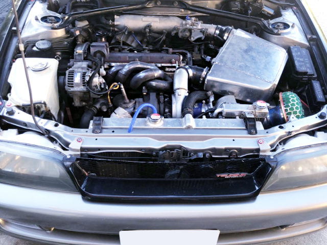 3S-GTE 2.0L TURBO ENGINE.
