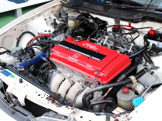 B18C 1800cc VTEC ENGINE With ITB'S.