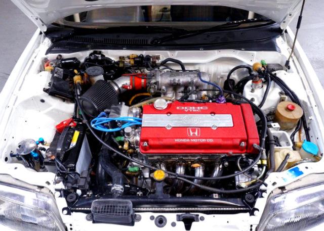 B16 1600cc VTEC ENGINE.