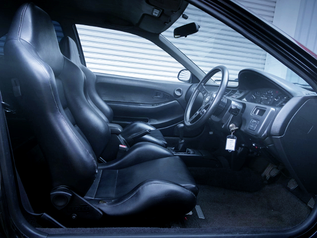 EJ1 CIVIC COUPE INTERIOR.