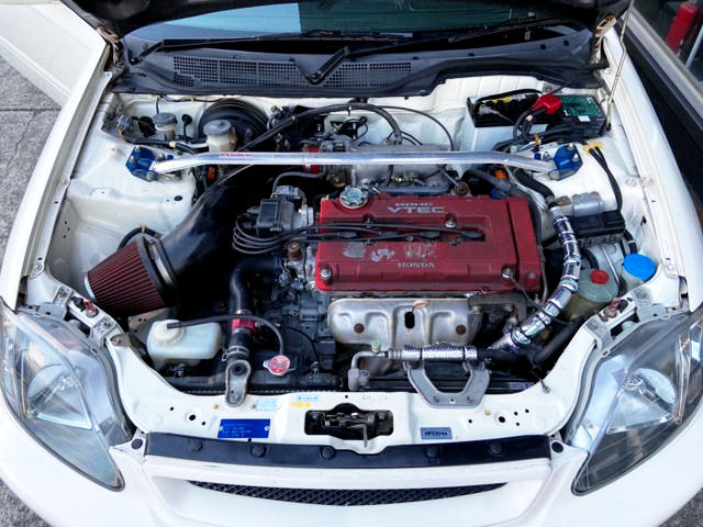 B16B 1800cc VTEC ENGINE.