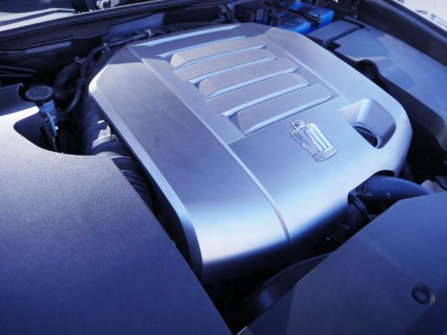 2GR-FSE V6 3500cc ENGINE ROOM.