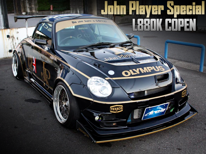 WIDEBODY AND JPS With L880K COPEN.