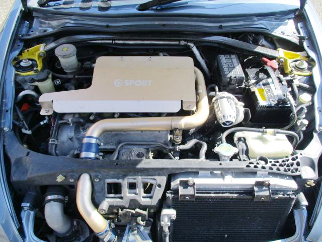 JB-DET TURBO ENGINE With DX30KAI TURBO.