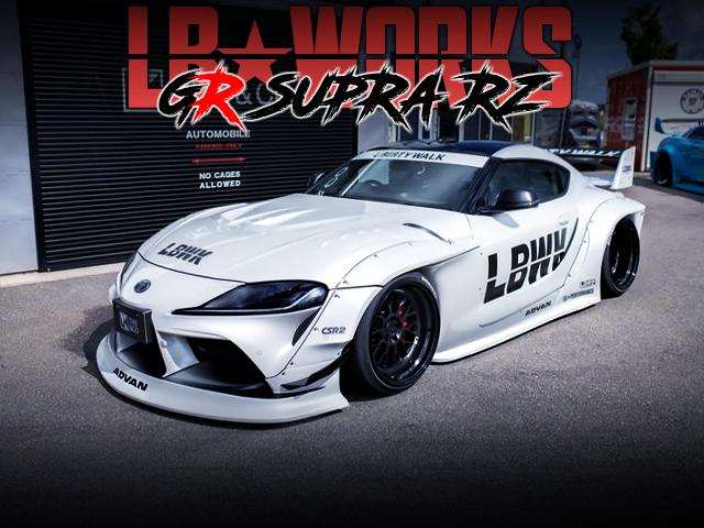 LB-WORKS GR SUPRA RZ.