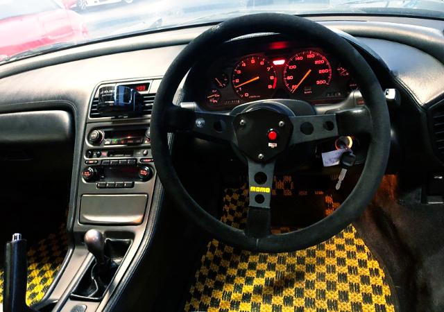 NA1 NSX DASHBOARD.