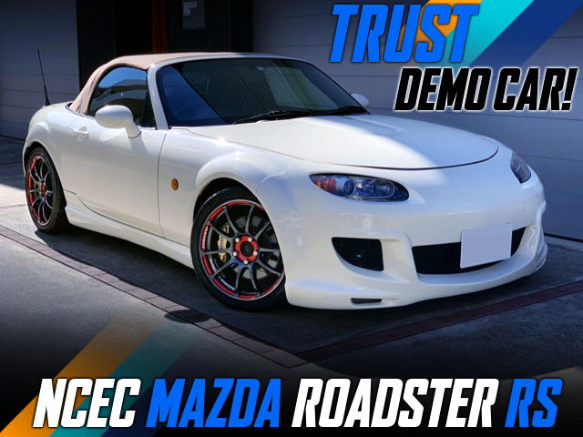 TRUST DEMO CAR OF NCEC ROADSTER RS.