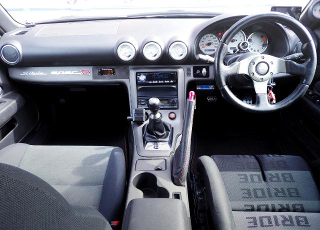 S15 SILVIA DASHBOARD.