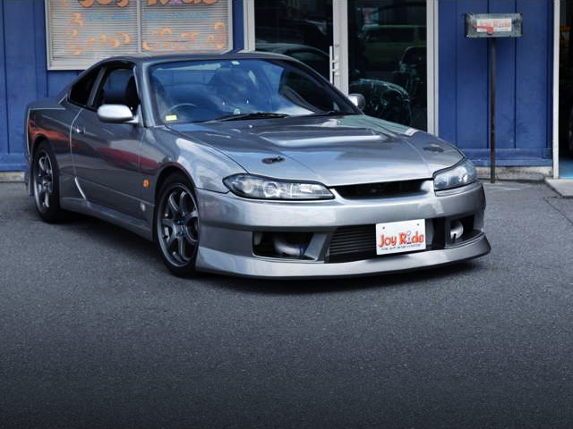 FRONT EXTERIOR OF S15 SILVIA AUTECH VERSION.