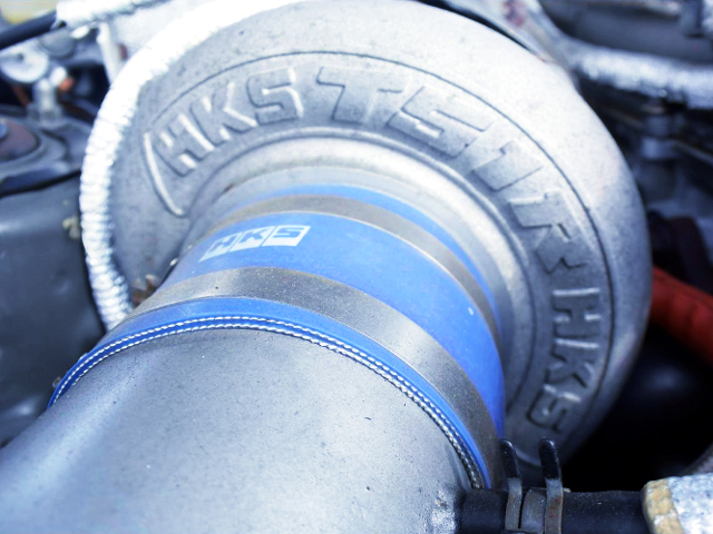 HKS T51R TURBOCHARGER.