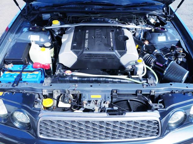 VQ30DET V6 3000cc TURBO ENGINE.