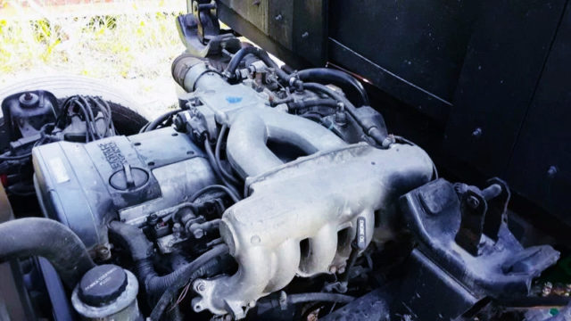 1JZ-GE NATURALLY ASPIRATED ENGINE TO NON-VVTi MOTOR.