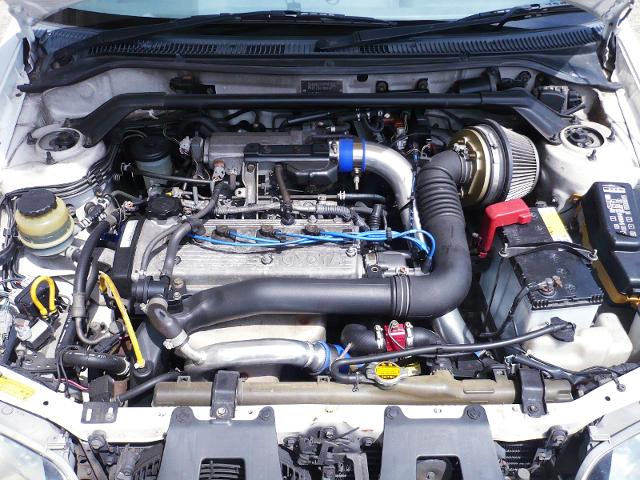 4E-FTE 1.3L TURBO ENGINE.