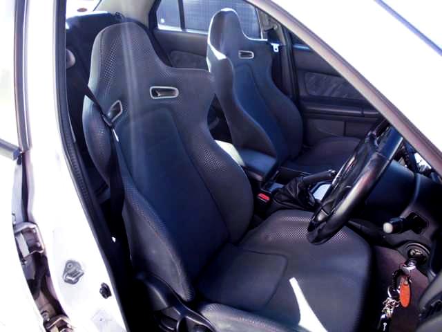 R34 GT-R FRONT SEATS CONVERsION.