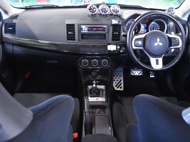 EVO10 GSR DASHBOARD.