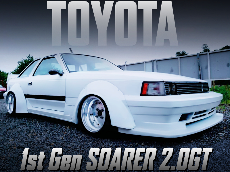 WORKS WIDEBODY OF KAIDO RACE GZ10 SOARER.