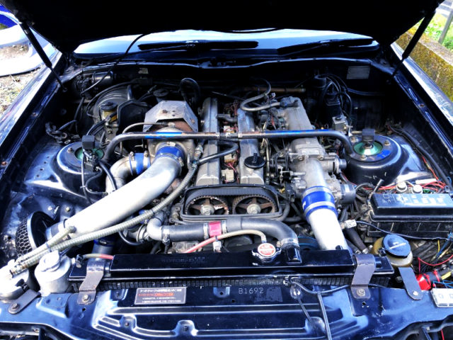 2JZ-GTE With HKS 3.1L STROKER KIT And TD06-20G SINGLE TURBO.