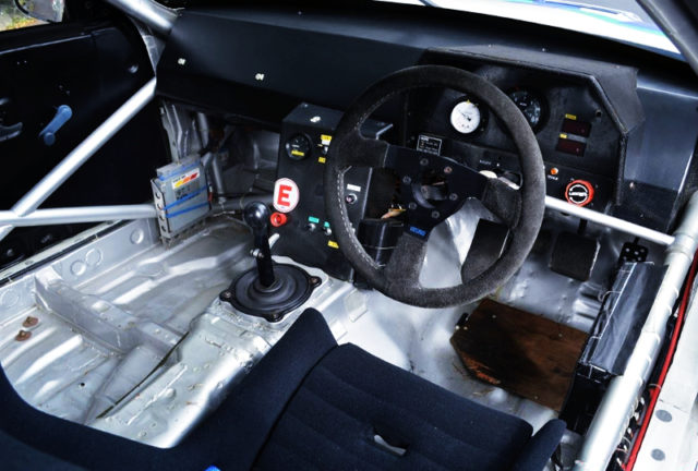 JGTC R32 GT-R RACING DASHBOARD.
