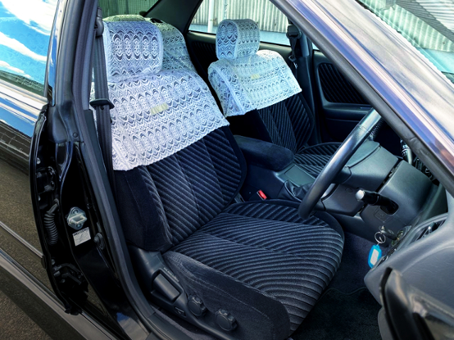 JZX100 FRONT SEATS.
