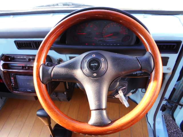 MIRA CLASSIC STEERING CONVERSION.