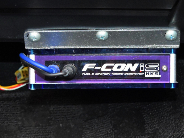 HKS F-CON iS.