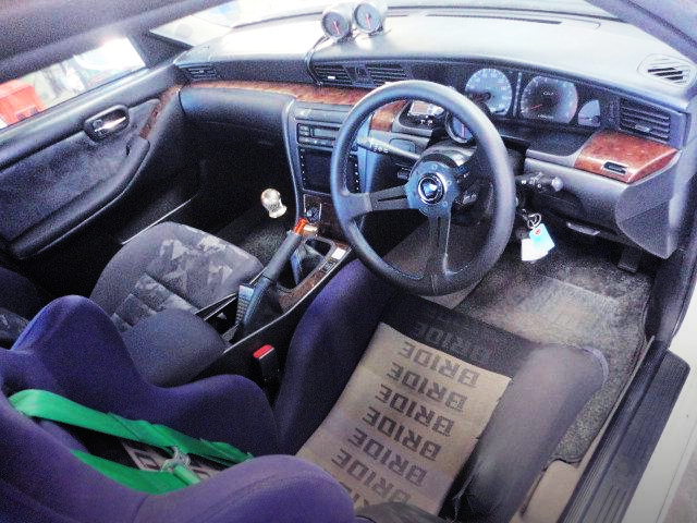 C35 LAUREL CUSTOM INTERIOR.