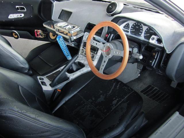 S13 SILVIA CUSTOM INTERIOR.