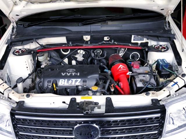 2NZ-FE 1.3-liter ENGINE.