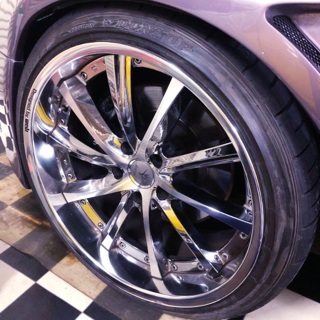 FRONT 19-inch WHEEL