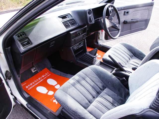 AE86 LEVIN GT DASJBOARD.