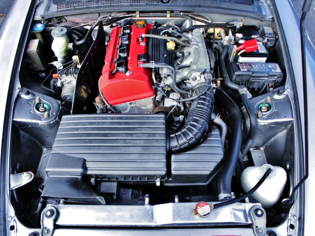 F20C VTEC ENGINE.