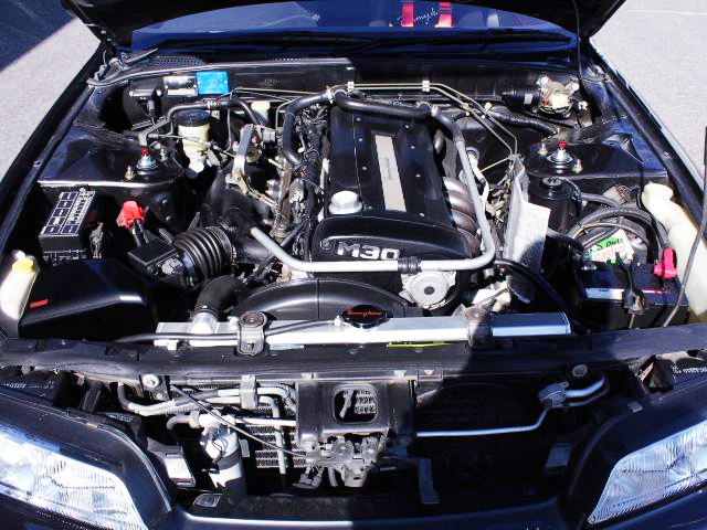 RB30 3030cc ITBs ENGINE OF TOMMY KAIRA M30 MOTOR.