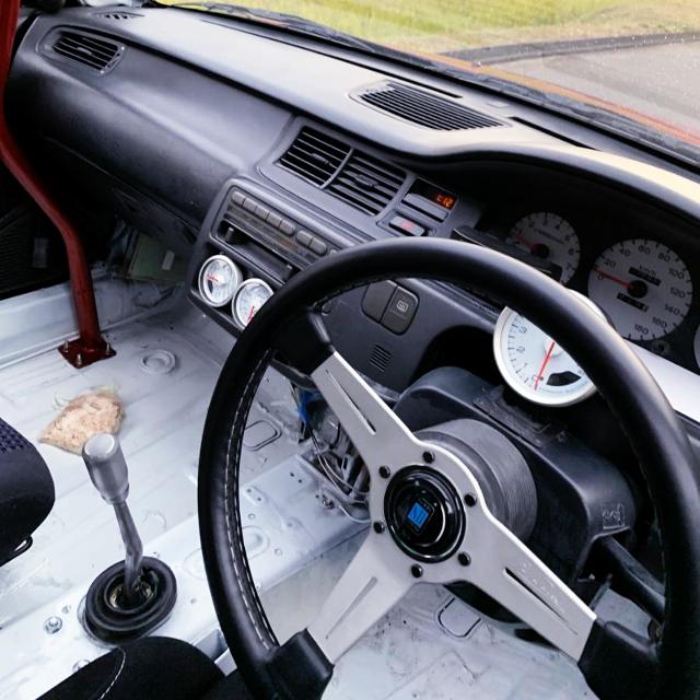 EG6 CIVIC DASHBOARD.
