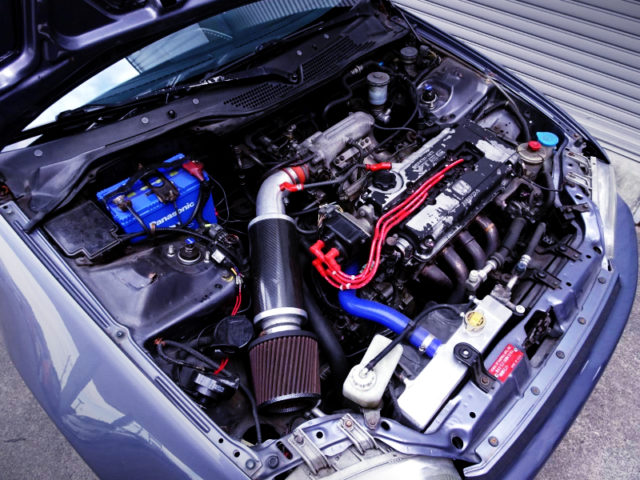 B16A 1600cc VTEC ENGINE.