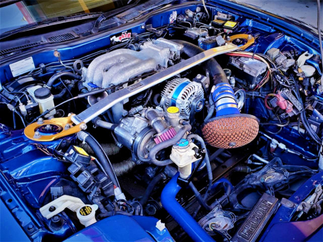13B-REW CONVERTED TO a NATURALLY ASPIRATED.