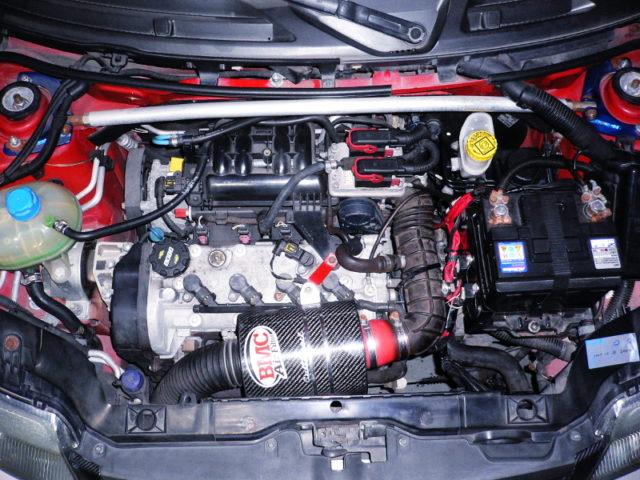 100HP 1.4-Liter 16-VALVE FIRE ENGINE.