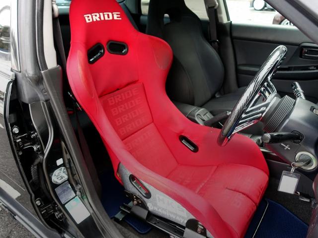 BRIDE FULL BUCKET SEAT.