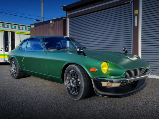 FRONT EXTERIOR GS30 FAIRLADY Z 2by2.