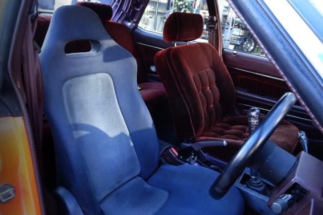 DRIVER'S R32 GT-R GENUINE SEAT.