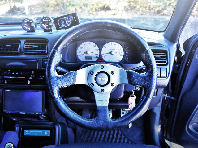 STEERING AND CLUSTER.