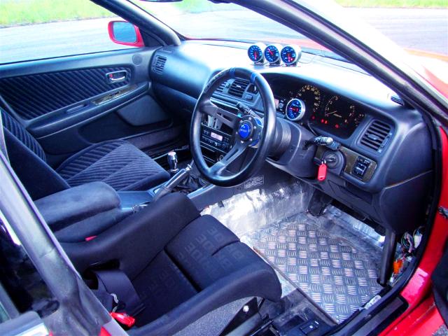 JZX100 MARK2 TOURER-V DASHBOARD.