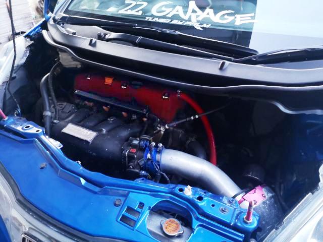 K24A 2.4-liter i-VTEC ENGINE.