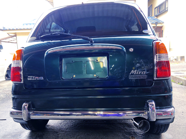 REAR TAIL LIGHT OF L700S MIRA GINO TO GREEN.