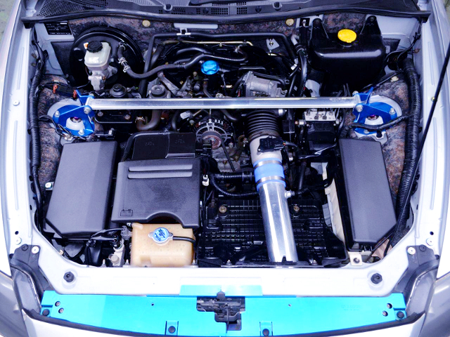 13B-MSP ROTARY ENGINE.