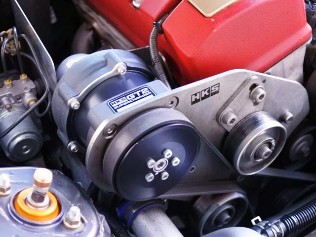 HKS GT2 SUPERCHARGER,